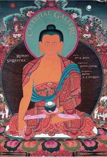 Livro Celestial Gallery Romio Shrestha - Ian A. Baker