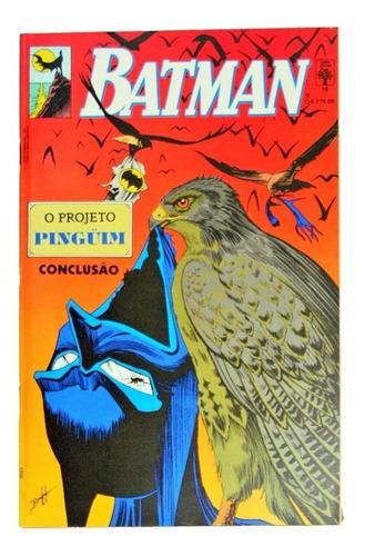 Batman 15 Dc Comics Abril Jovem 1991