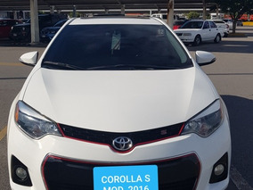 Toyota Corolla 1.8 S Plus At 2016