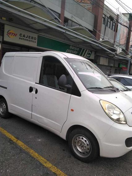 Chery Van Cargo 1.3 Mecánico Precio Muy Bajo