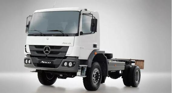 Mercedes Benz Atego 1726 A/42 4x4 0km