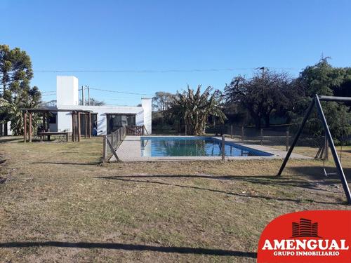 Vendo Ph 2 Dormitorios  En Housing El Remanso, V. Allende!