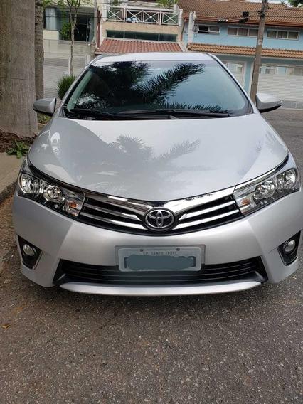 Toyota Corolla Gli 1.8 Flex Automático 2016