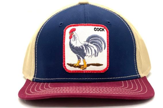 Gorra Gallo Cock Gobros Co. Envío Gratis