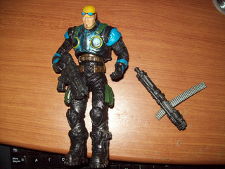 Figura Damon Baird Gears Of War
