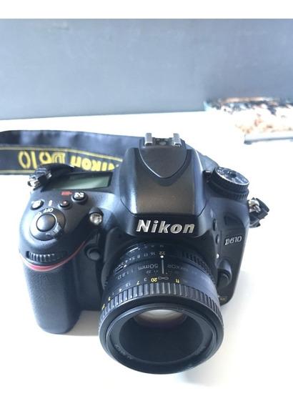 Nikon D610 + 50mm 1.8