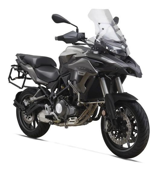 Motocicleta Benelli Trk 502 Negro 12 Meses Sin Intereses