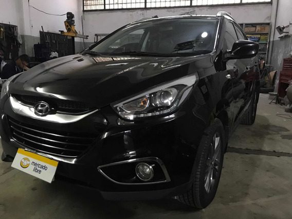 Hyundai Tucson 2014 2wd 2.0 Airbags Explotados