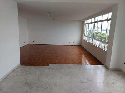Apartamento Com 4 Dorms, Gonzaga, Santos, 264m² - Codigo: 10243 - A10243
