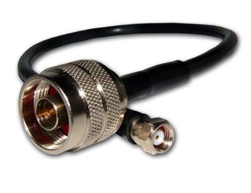 Cable Tp-link Pigtail Lmr200 De 0.5m Tl-ant200pt Rp-sma