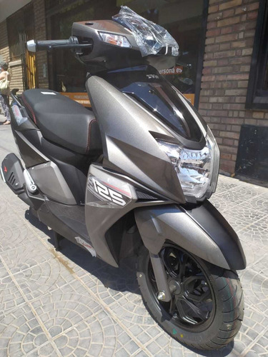 Scooter Tvs Ntorq 125 Cc Financiacion Exclusiva