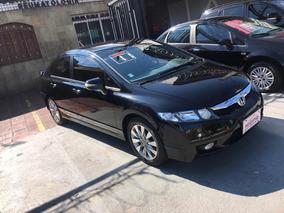 Honda Civic 1.8 Lxl Couro Flex Aut. 2011