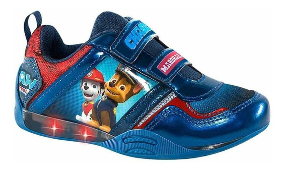 Tenis Niño Con Luces Paw Patrol 177479 Ps Fall19