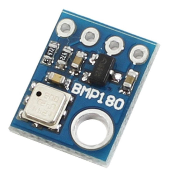 3x Sensor Bmp180 De Pressão E Temperatura Barométrico