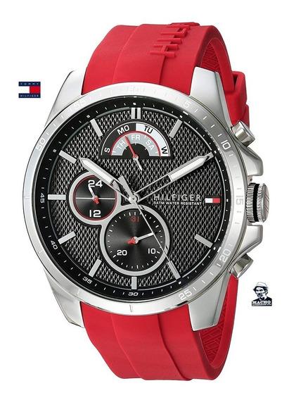 Reloj Tommy Hilfiger Cool Sport 1791351 En Stock Original