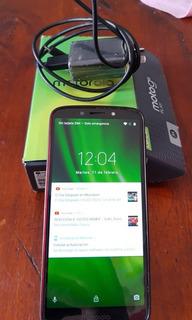 Celular Motorola G6 Play 32gb 3gb Ram 13/8mpx Claro!!