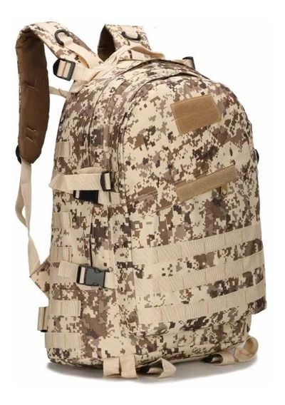 Mochila Tática Modular Operacional Militar Policial 55l