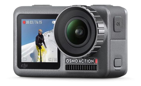 Dji Osmo Action Camera De Ação À Prova D