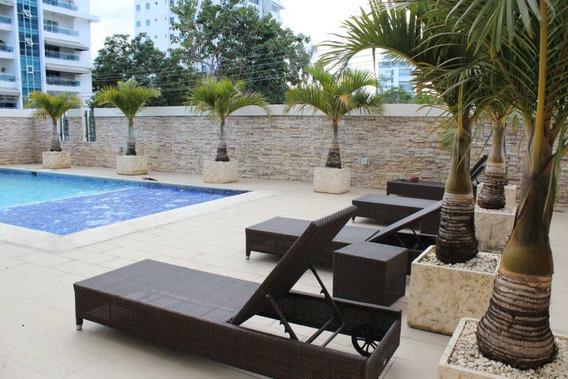 Excelente Penthouse En Venta, Av. Anacaona - Tu Casa Rd