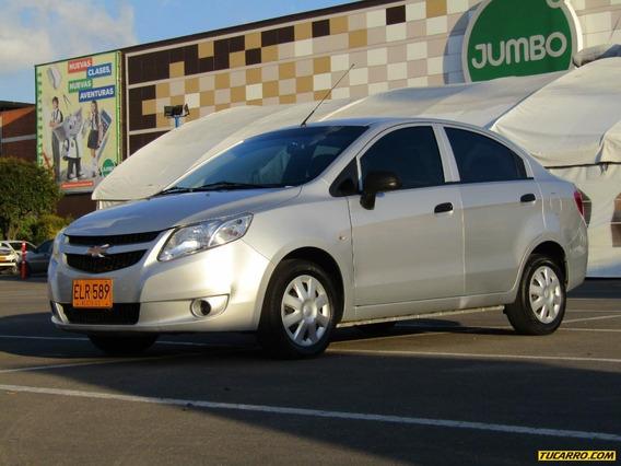 Chevrolet Sail Ls Mt 1400 Aa Ab Abs