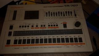 Rhythm Composer Roland Tr-707