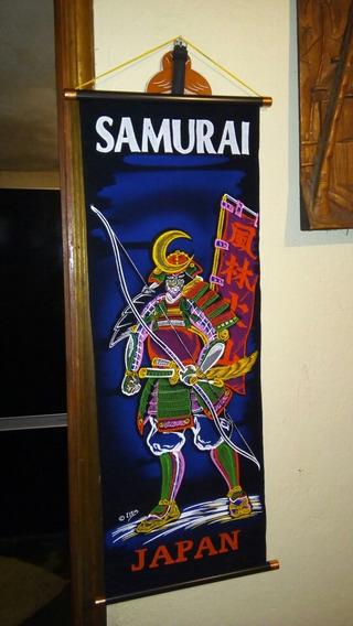 Flâmula Samurai Japan