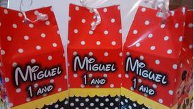 30 Caixinhas Milk + 70 Marmitinhas Personalizadas