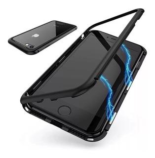 Capinha Case Protetora 360º Magnetismo Apple iPhone 7 8 4.7