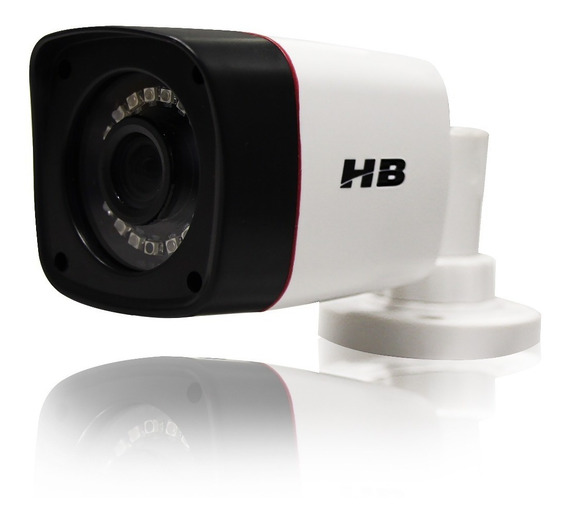Câmera 1 Mega 720p Multi Hd Ahd / Hdcvi / Tvi / Cbvs Hb- 401