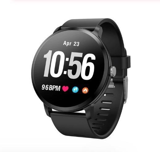 Smartwatch V11 Sport Grado Ip67 Bluetooth Mensajes + Mica