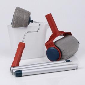 Pintura Rolos Prático Conjunto Kit Mágicos Decoração