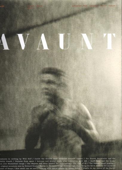 Avaunt Revista - Aventura Estilo Inovação Natureza E Cultura