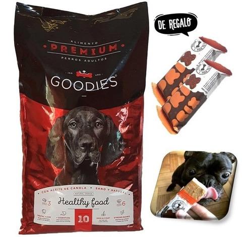 Imagen 1 de 10 de Alimento Balanceado Premium Perro Goodies 2 X 10kg Envio