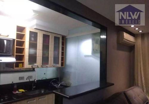 Apartamento Com 2 Dormitórios À Venda, 42 M² Por R$ 185.200,00 - Guaianases - São Paulo/sp - Ap1638