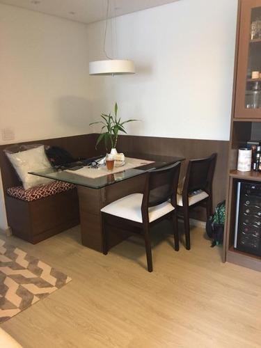 Imagem 1 de 29 de Apartamento À Venda, 66 M² Por R$ 650.000,00 - Cursino - São Paulo/sp - Ap1639