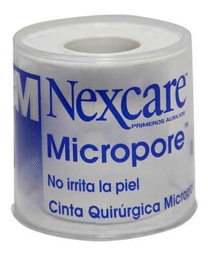 Micropore Nexcare Blanco 48mm X 5m
