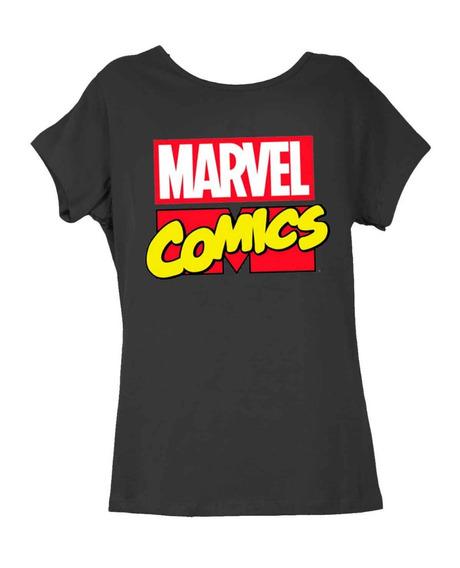 Remera, Marvel, Marvel Cómics Dama Accoriginals