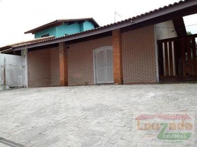 Casa Para Venda Em Peruíbe, Oasis, 1 Dormitório, 1 Suíte, 1 Banheiro, 3 Vagas - 2347