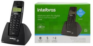 Telefone Sem Fio Intelbras Ts40id C/ Identificador Chamadas