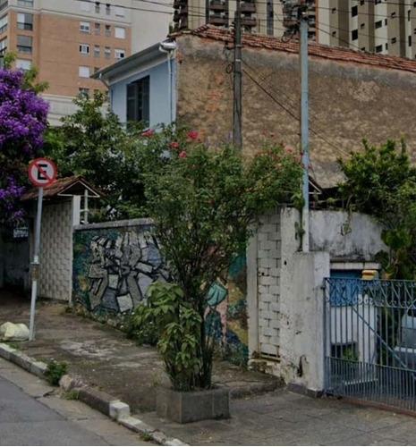 Imagem 1 de 8 de Terreno À Venda, 484 M² Por R$ 2.500.000,00 - Santana - São Paulo/sp - Te0450