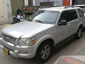 Ford Explorer Xlt 2011 Blindada