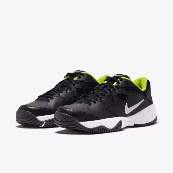 Tênis Para Jogar Tênis Nike Preto Court Lite 2 Masculino