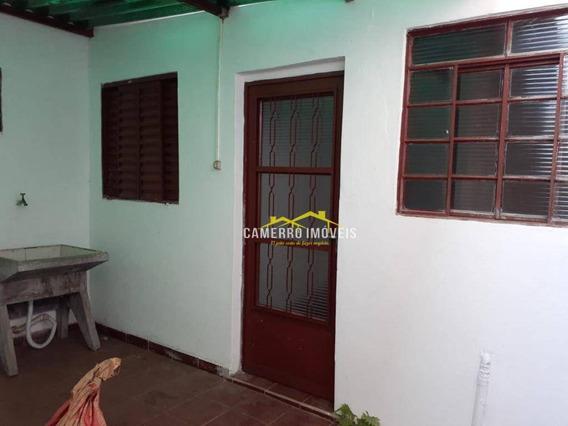 Casa Com 1 Dormitório Para Alugar, 55 M² Por R$ 500/mês - Parque São Jerônimo - Americana/sp - Ca2263