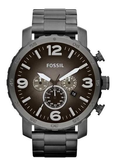 Relógio Fossil Masculino Original C/garantia Nf Jr1437/4pn