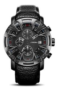 Reloj Sinobi Cronografo Aros De Magnesio Hombre Deportivo