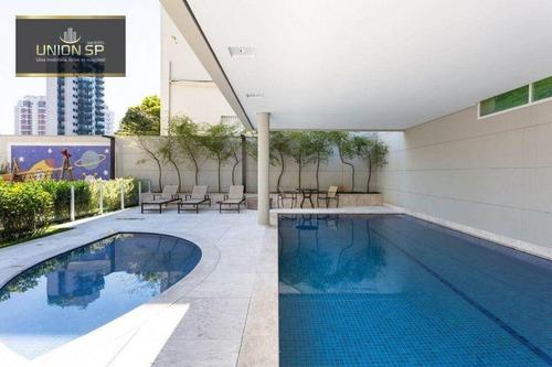 Imagem 1 de 13 de Apartamento Com 4 Dormitórios À Venda, 215 M² Por R$ 3.472.000,00 - Vila Mariana - São Paulo/sp - Ap46623