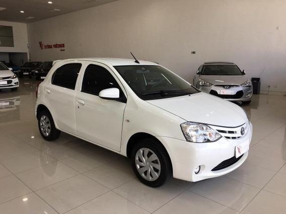 Toyota Etios X-mt 1.3 16v Flex, Ixn5746