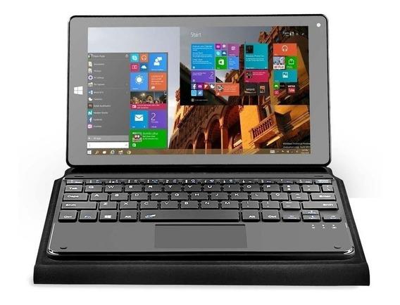 Notebook Tablet Multilaser 2 Em 1 M8w Plus 32gb Preto Nb242