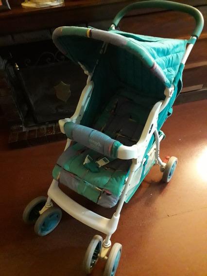 Cochecito Para Bebe Con Bebesit Y Base Para Automovil