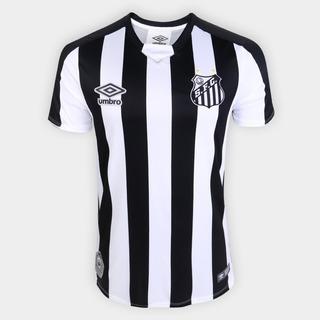 Camisa Camiseta Santos Futebol Brasileiro Frete Gratuito